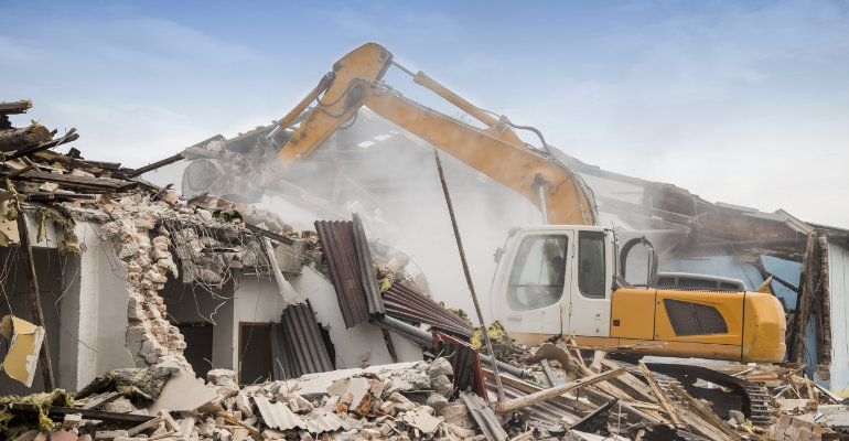 demoliciones Marbella Vélez-Málaga